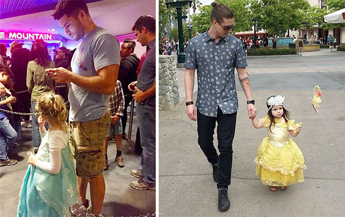 DILFs Of Disneyland Is The Hottest Instagram Ever