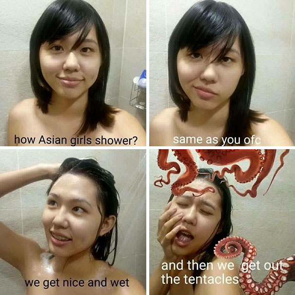 Stereotypes Asian Women