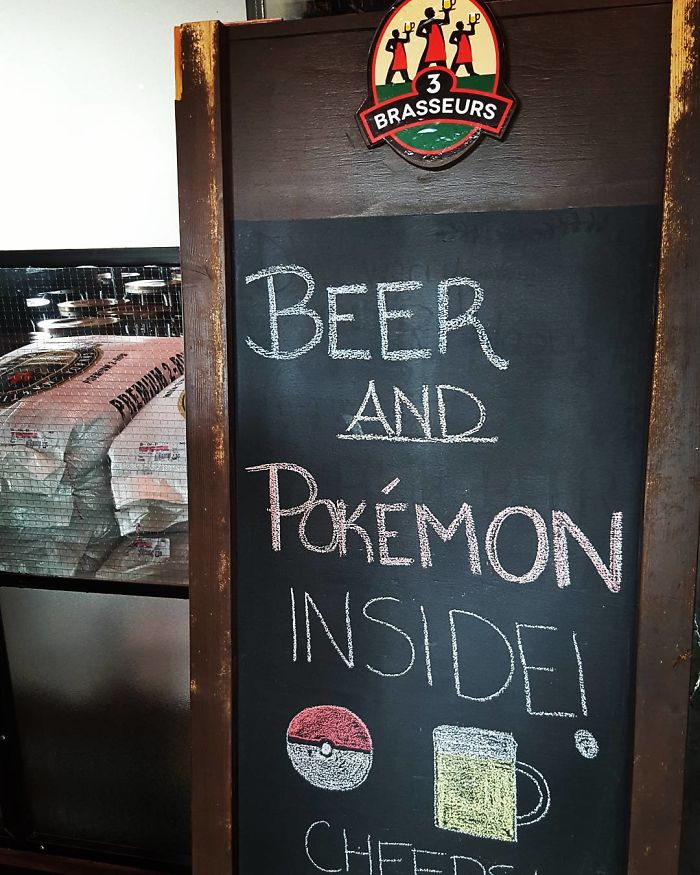 Beer And Pokemon. What Else Do You Need?