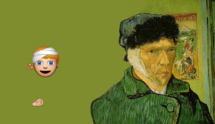 I Made Emojis Inspired By Famous Artists