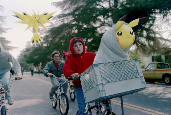 If Pokemon Characters Appeared In Classic Movie Scenes (PS Battle)