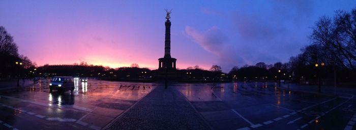 Berlin (3/3) // Panorama – Siegessäule