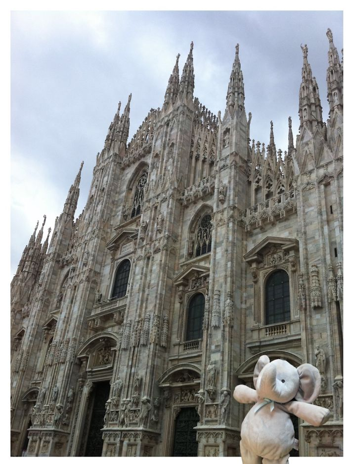 A Journey In Milan, Italy!