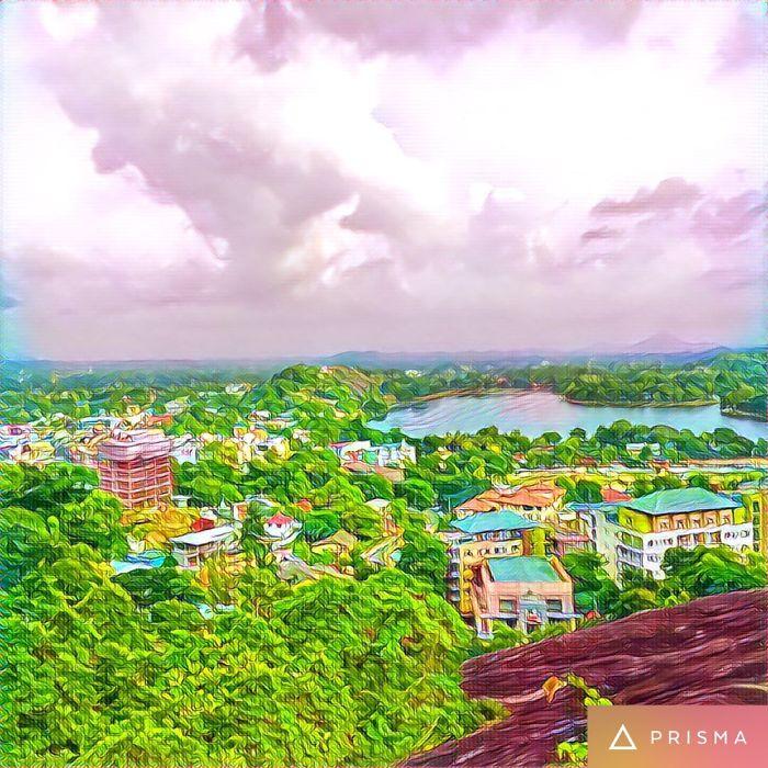 City Of Kurunegala -sri Lanka