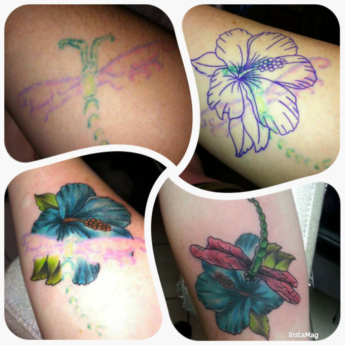 Tattoo Coverup!