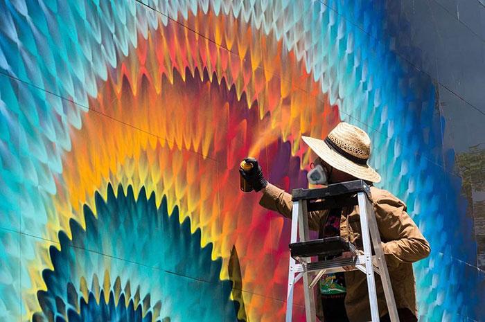 caleidoscopico-street-art-Douglas-hoekzem-1