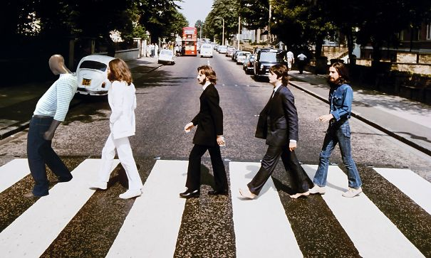 Walking With The Beatles