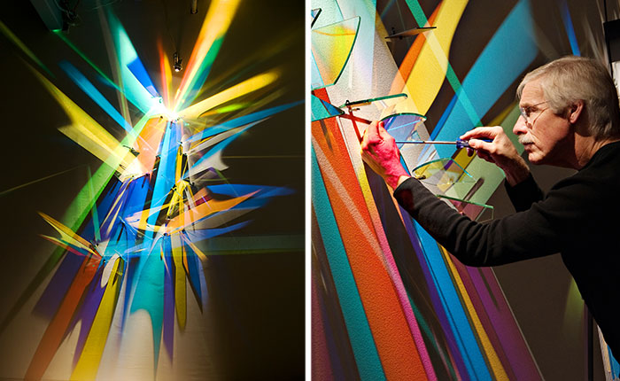 Lightpaintings: The First Unique Art Form Of The XXI Century