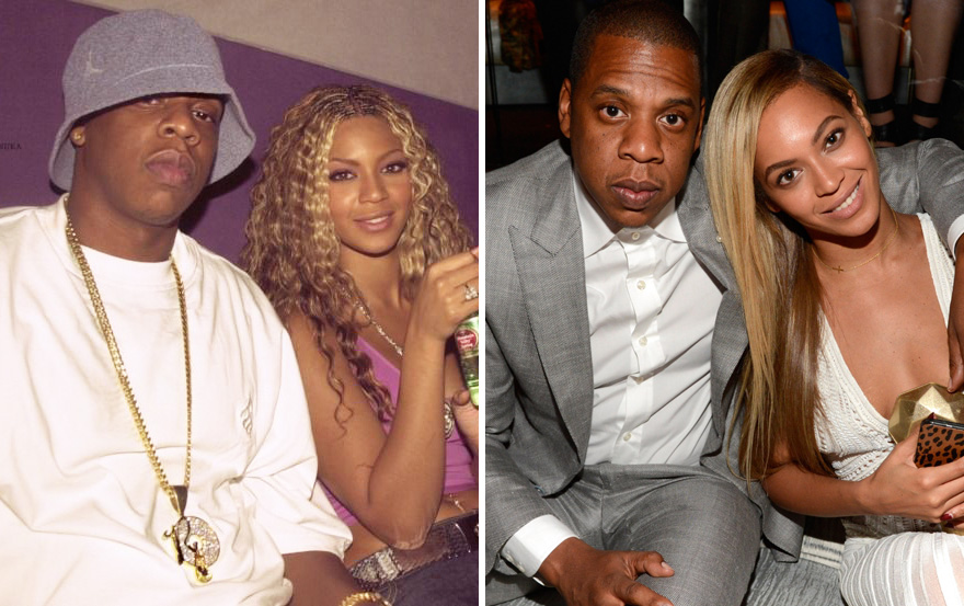 Beyoncé And Jay Z - 14 Years Together