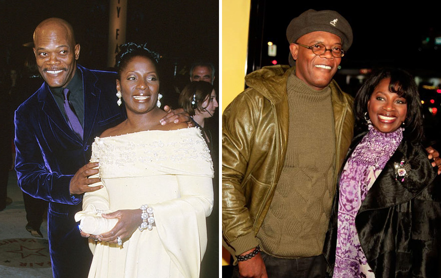 Samuel L. Jackson And Latanya Richardson - 36 Years Together