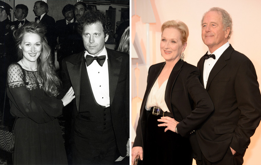 Meryl Streep And Don Gummer - 37 Years Together