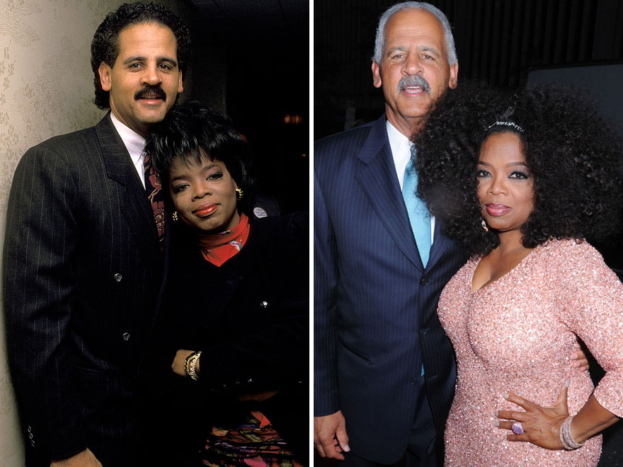 Oprah Winfrey And Stedman Graham - 30 Years Together