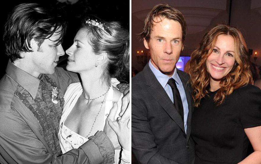 Julia Roberts And Daniel Moder - 14 Years Together