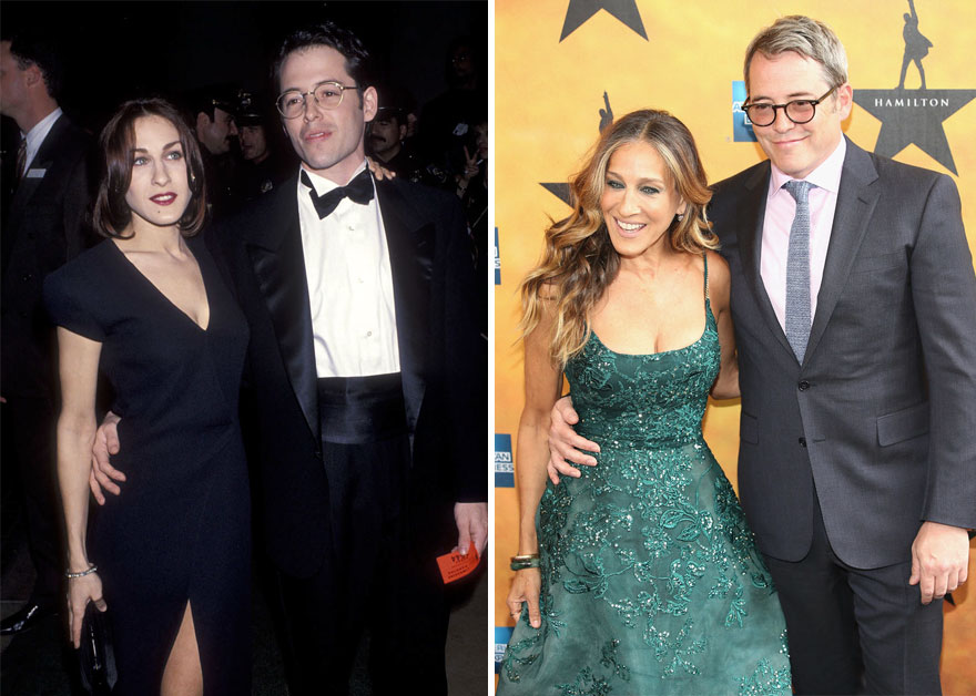 Sarah Jessica Parker And Matthew Broderick - 19 Years Together