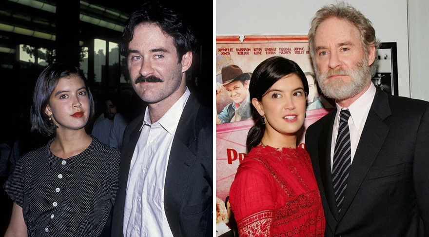 Kevin Kline And Phoebe Cates - 27 Years Together