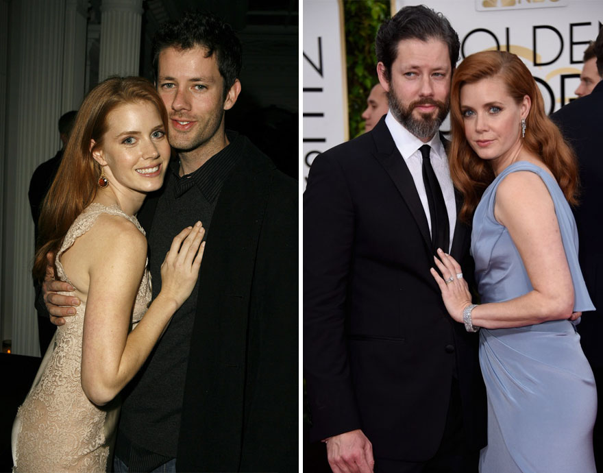 Amy Adams Darren Le Gallo - 15 Years Together