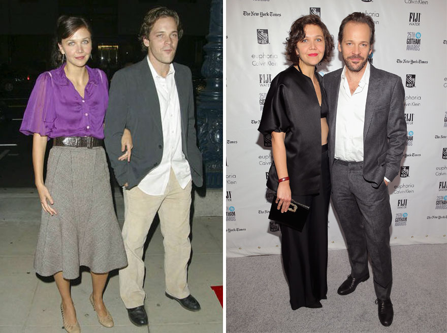 Maggie Gyllenhaal And Peter Sarsgaard - 14 Years Together