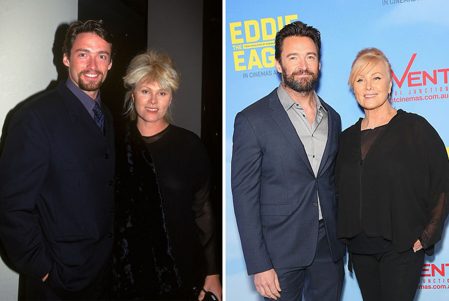 Hugh Jackman And Deborra-lee Furness - 20 Years Together