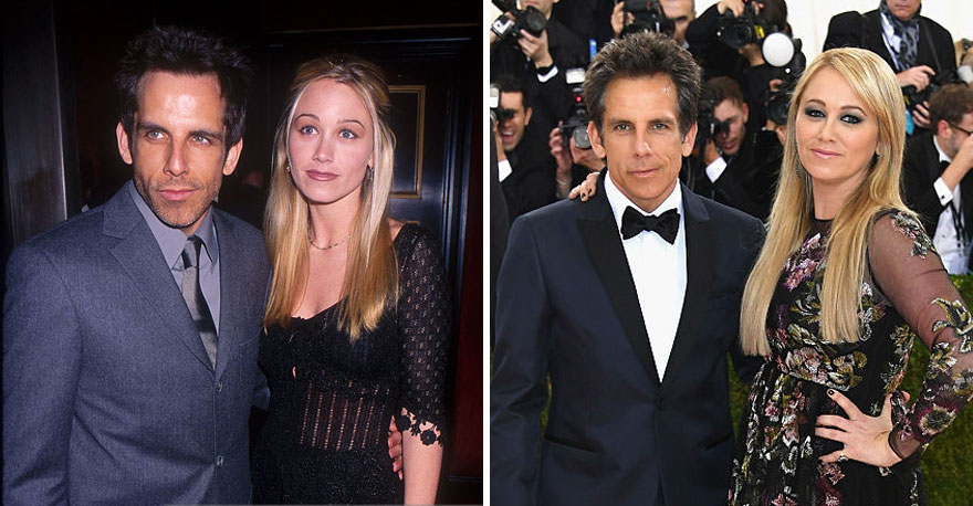 Ben Stiller And Christine Taylor - 16 Years Together