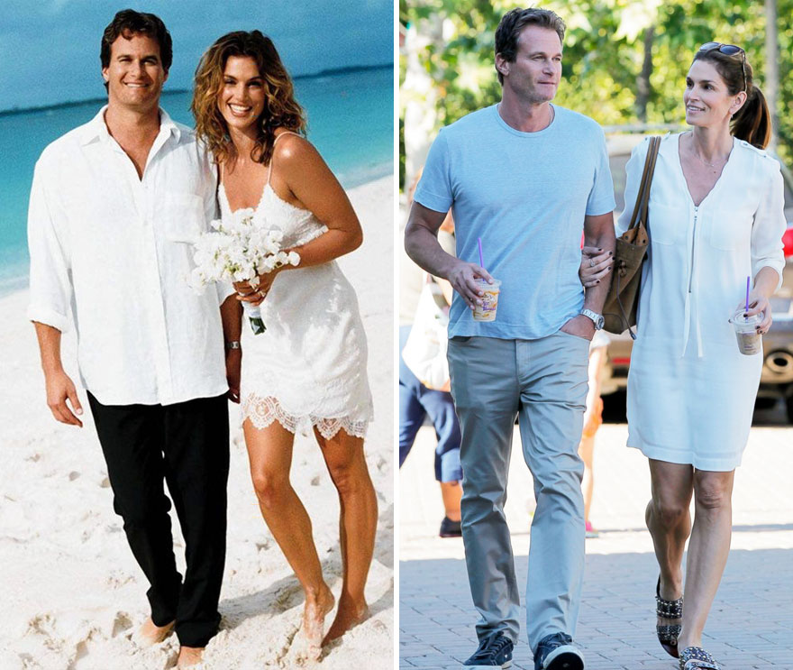 Cindy Crawford And Rande Gerber - 21 Years Together