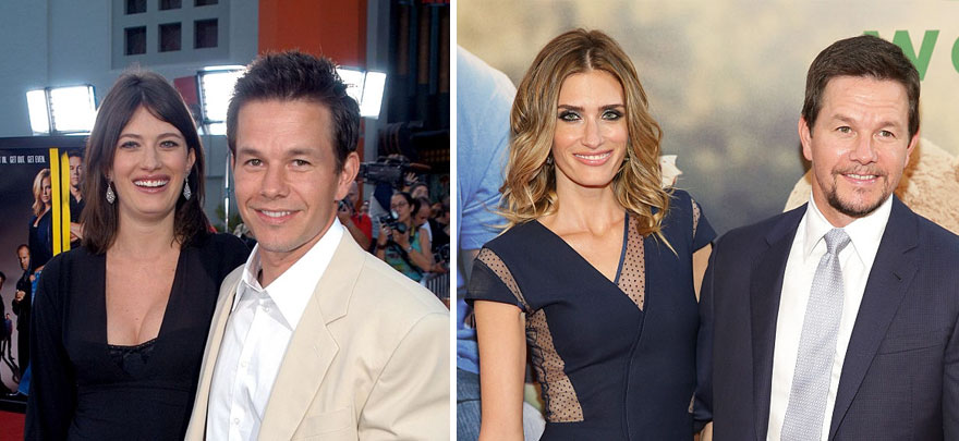 Mark Wahlberg And Rhea Durham - 15 Years Together