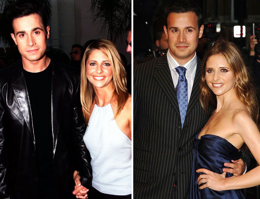 Sarah Michelle Gellar And Freddie Prinze Jr. - 14 Years Together