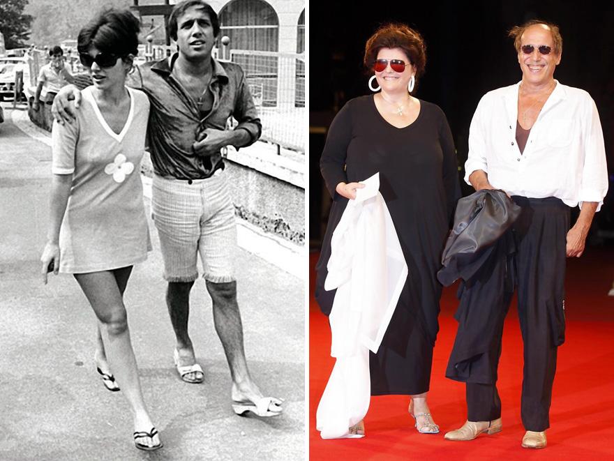 Adriano Celentano And Claudia Mori - 51 Year Together