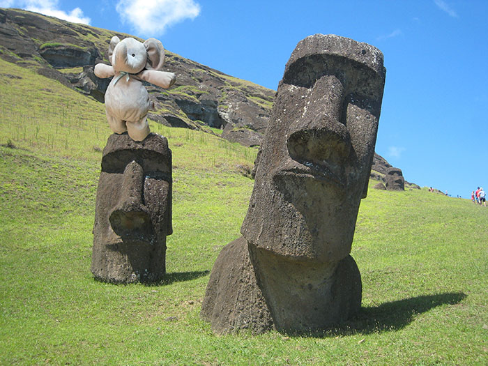 Easter Island, South America