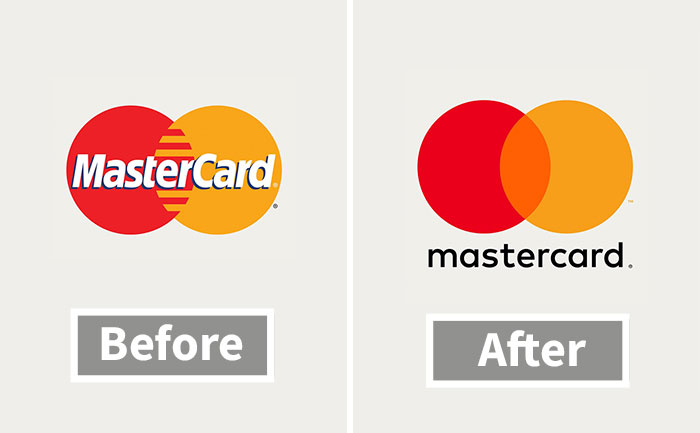 MasterCard Just Redesigned Their Logo For The First Time In 20 Years – What Do You Think?