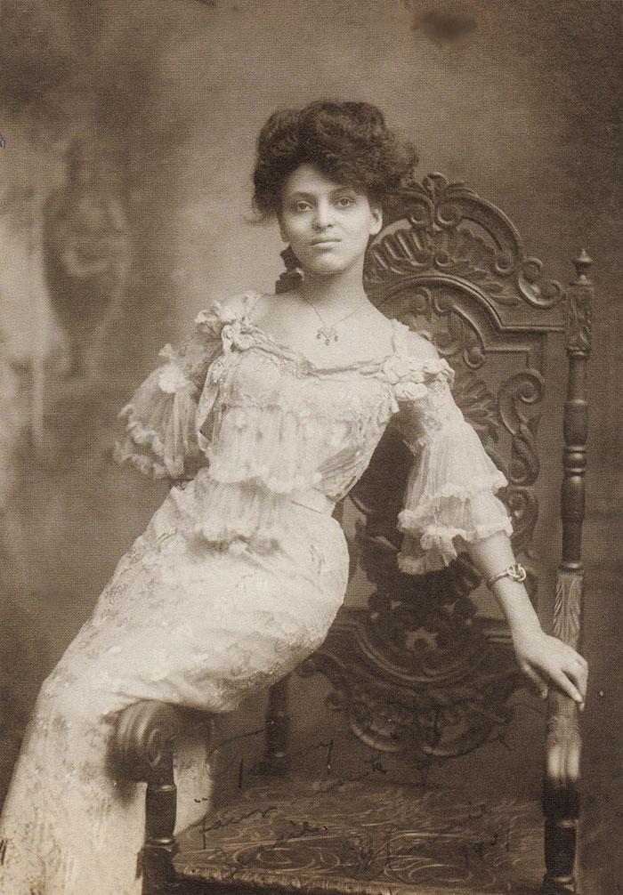 Minnie Brown (1883-?)