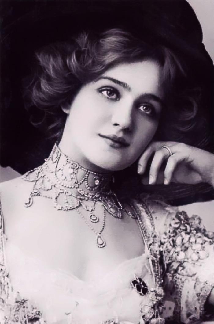 Lily Elsie (1886-1962)
