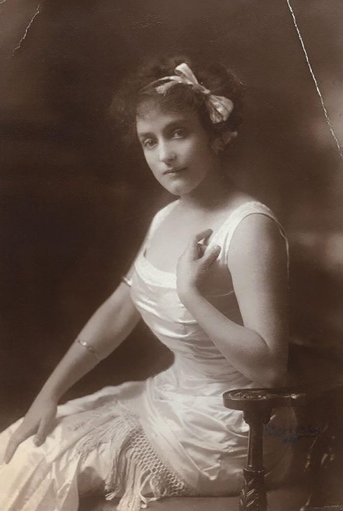 Annette Marie Sarah Kellerman (1886-1975)