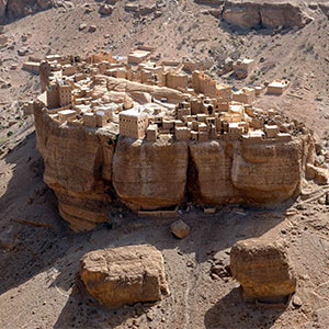This Village In Yemen Looks Straight Out Of Lord Of The Rings