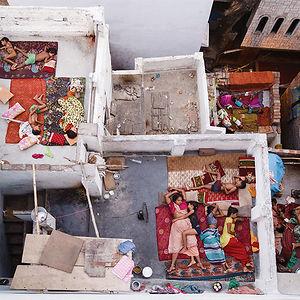 Second Place Winner, People: Rooftop Dreams, Varanasi