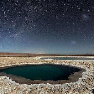 Third Place Winner, Nature: Lagunas Baltinache (atacama Desert), Antofagasta, Chile