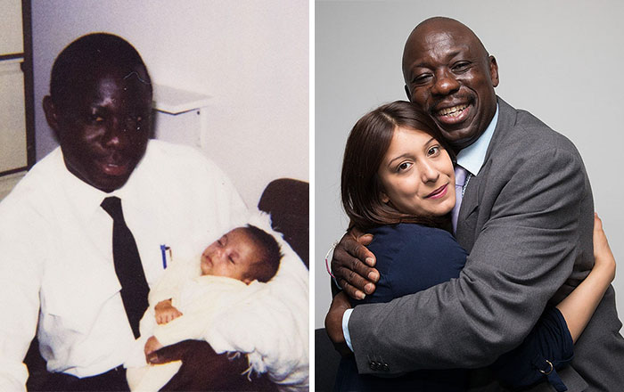 """Phone Box Baby"" Reunites With The Man Who Rescued Her 22 Years Ago"