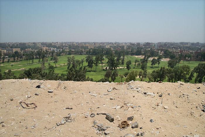 Pyramid Of Khufu, Giza, Egypt