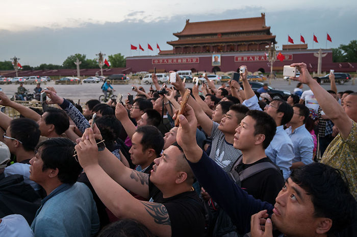Mao Mausoleum, Beijing, China