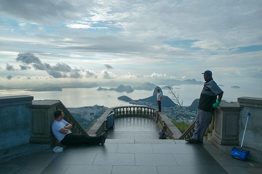 Cristo Redentore, Rio De Janeiro, Brasile