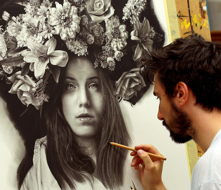 photorealistic-pencil-drawings-renaissance-hyperrealism-emanuele-dascanio-25