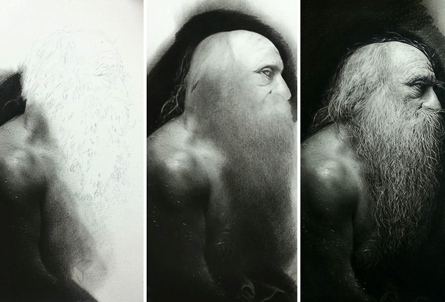 photorealistic-pencil-drawings-renaissance-hyperrealism-emanuele-dascanio-4