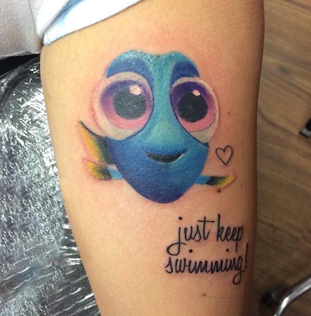 Dory Tattoo