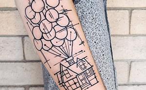 13+ Pixar-Inspired Tattoo Ideas
