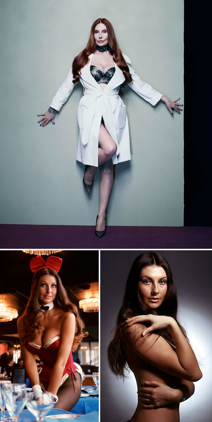 65-Year-Old Marilyn Cole Lownes, Miss January 1972, Post-Playboy: Journalist
