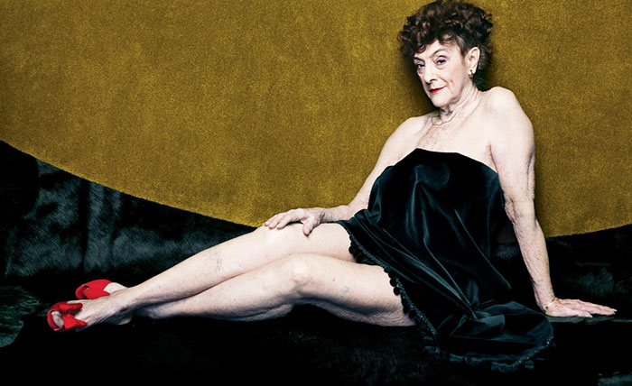 Playboy Models Photographed Up To 60 Years Later