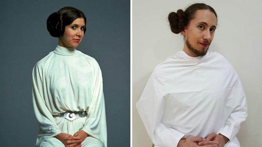 Princess Leia Organa Solo