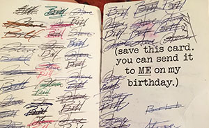 These Guys Have Been Exchanging The Same Birthday Card For 47 Years