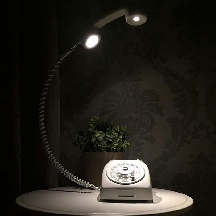 Wählscheibentelefonlampe rotary-dial-phone-lamp-danfreedse-videocover