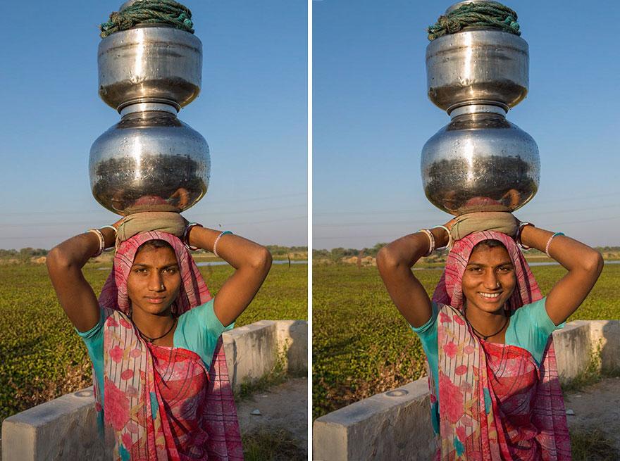 Kakhsar Village, Gujarat, India