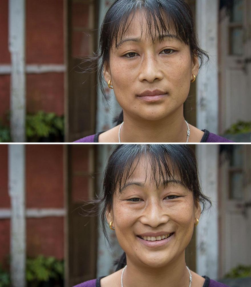 Kohima, Nagaland, en el noreste de la India